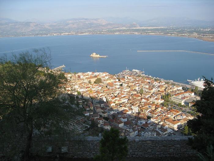 Крепость Паламиди 26516