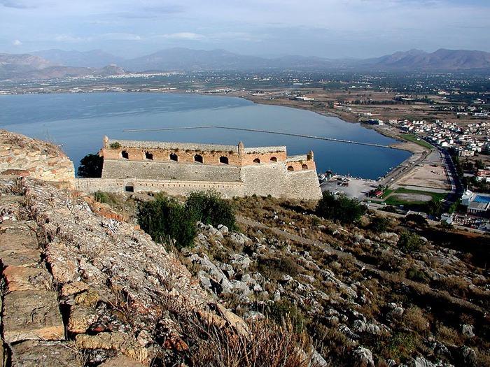 Крепость Паламиди 31962
