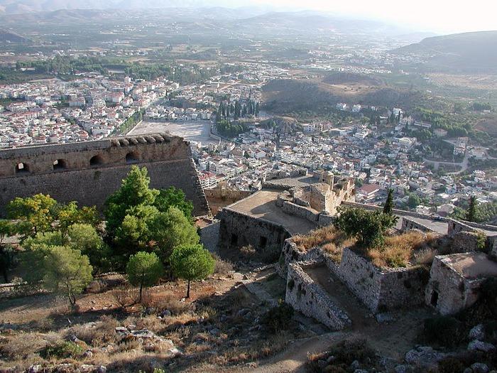 Крепость Паламиди 67101
