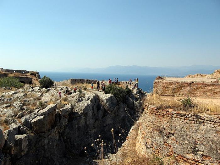 Крепость Паламиди 91827