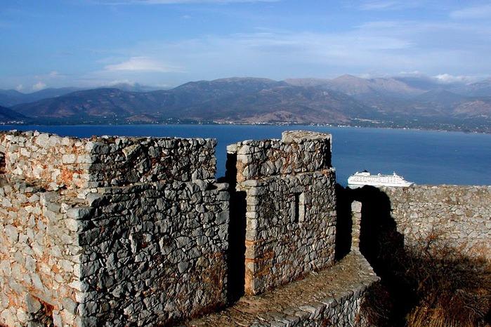 Крепость Паламиди 69338