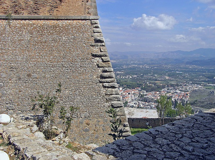 Крепость Паламиди 48105