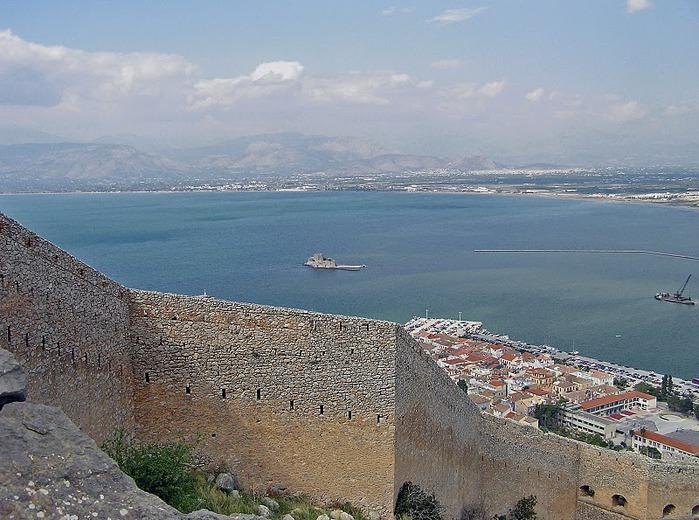 Крепость Паламиди 27181