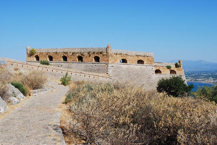 Крепость Паламиди 41868