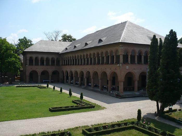 Дворец Могошоая - Palatul Mogosoaia 62146
