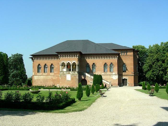 Дворец Могошоая - Palatul Mogosoaia 24225
