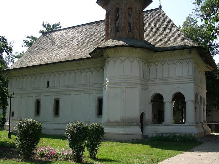 Дворец Могошоая - Palatul Mogosoaia 66117