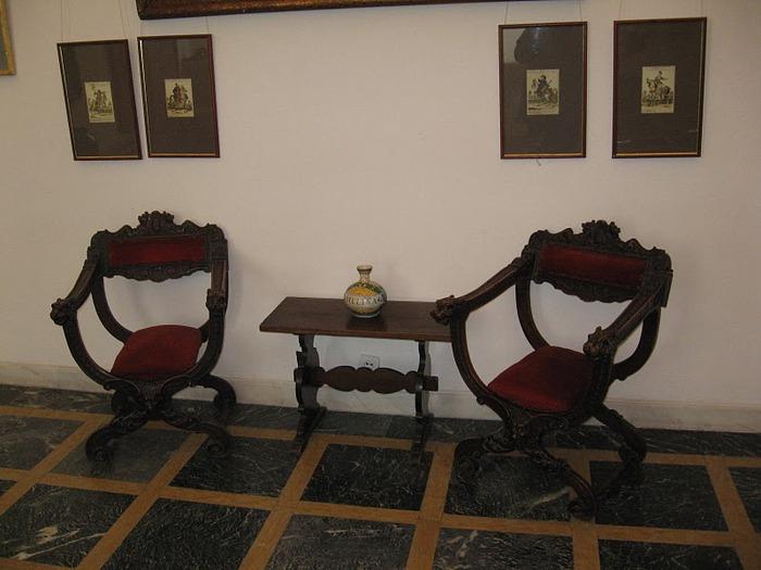 Дворец Могошоая - Palatul Mogosoaia 48788