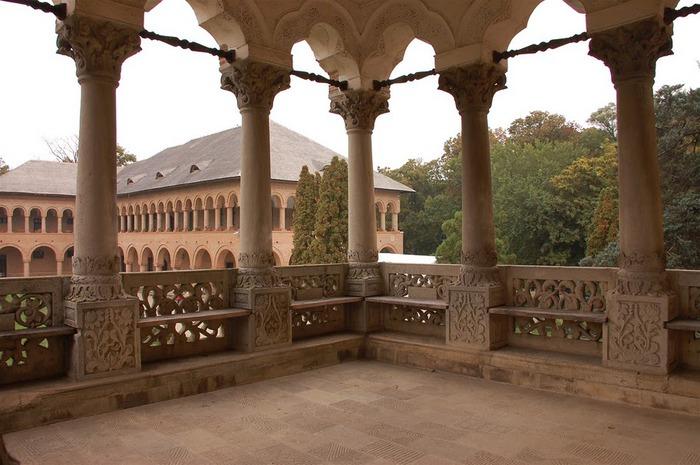 Дворец Могошоая - Palatul Mogosoaia 63797