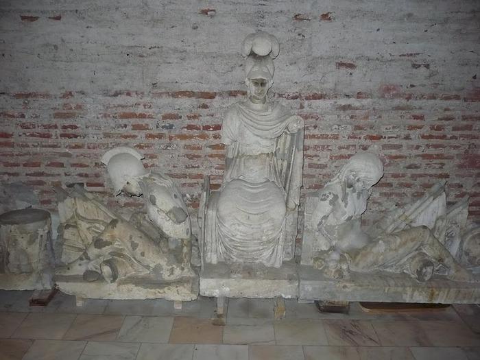 Дворец Могошоая - Palatul Mogosoaia 26028