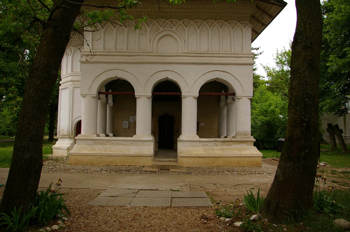 Дворец Могошоая - Palatul Mogosoaia 99589