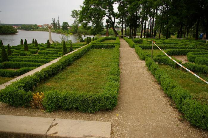Дворец Могошоая - Palatul Mogosoaia 43835