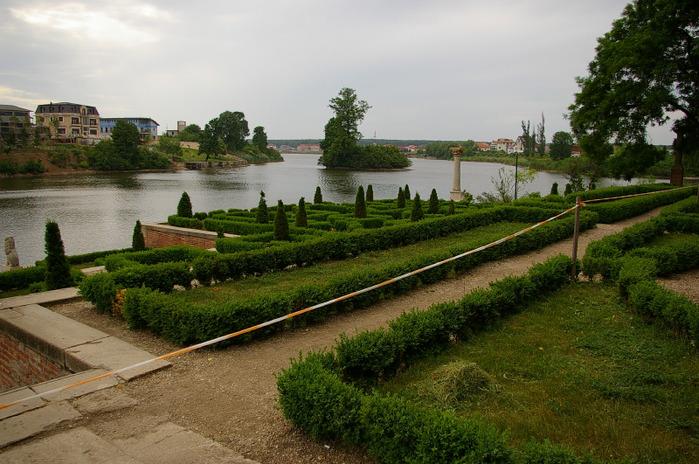 Дворец Могошоая - Palatul Mogosoaia 20368