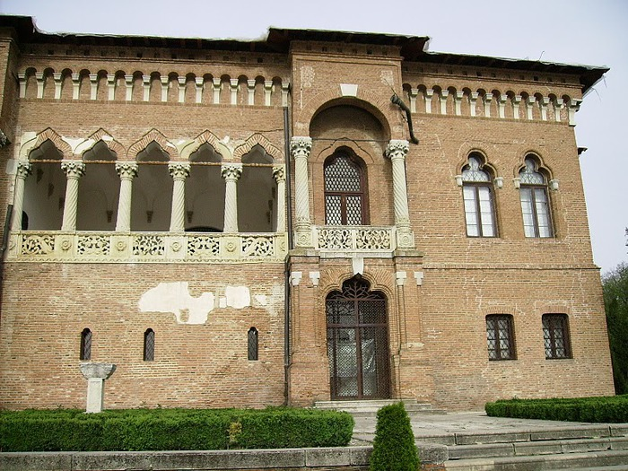 Дворец Могошоая - Palatul Mogosoaia 61760