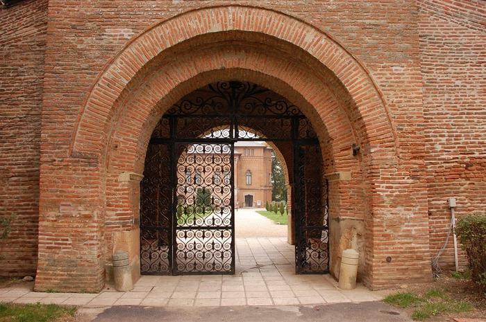 Дворец Могошоая - Palatul Mogosoaia 25961