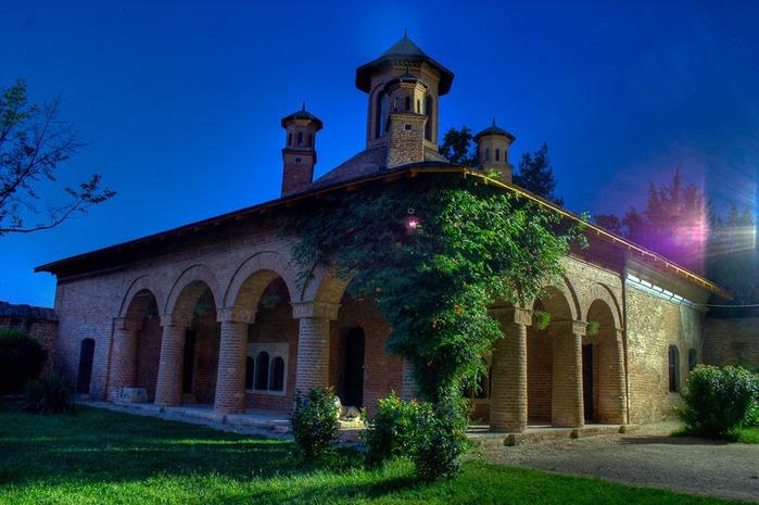 Дворец Могошоая - Palatul Mogosoaia 78649