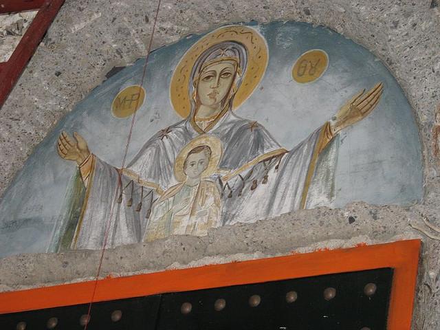 Монастырь Успения Пресвятой Богородицы или Панагия Малеви 71107