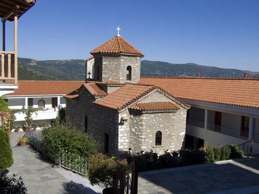 Монастырь Успения Пресвятой Богородицы или Панагия Малеви 31854
