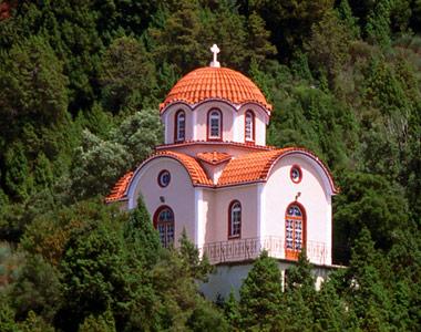 Монастырь Успения Пресвятой Богородицы или Панагия Малеви 55612