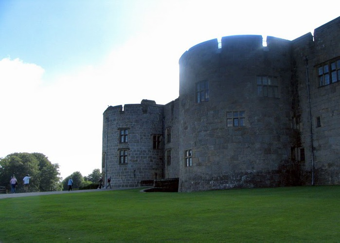 Чирк Касл (Chirk Castle - Scotland, Ireland and Wales) 78234