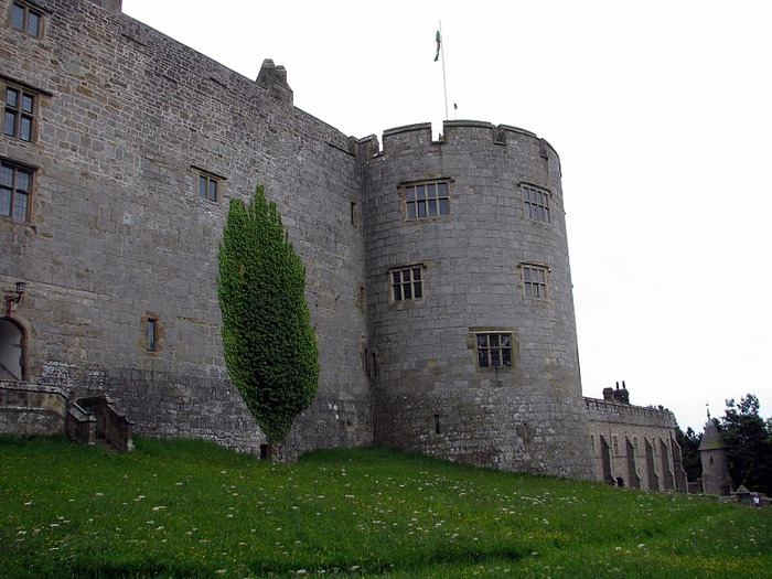 Чирк Касл (Chirk Castle - Scotland, Ireland and Wales) 27941