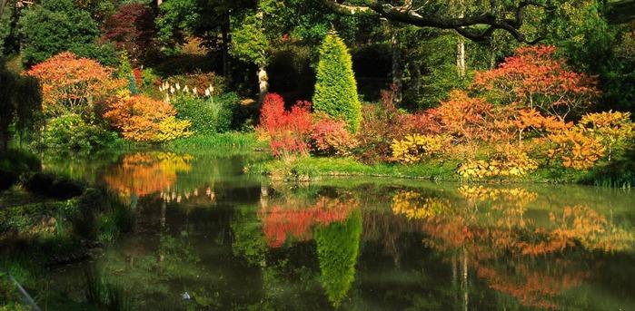 Сад Леонардсли - Leonardslee gardens 70182