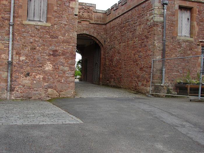 Замок Powis Castle, графство Поуис. 25687