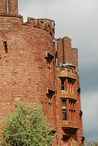 Замок Powis Castle, графство Поуис. 30118