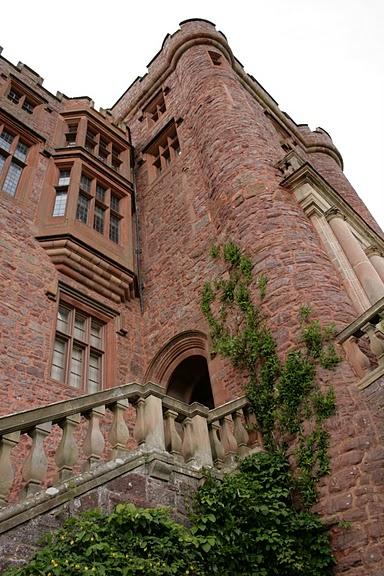 Замок Powis Castle, графство Поуис. 78373