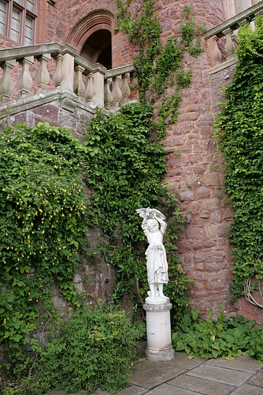 Замок Powis Castle, графство Поуис. 42273