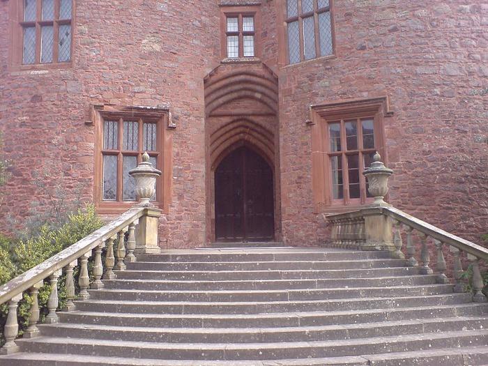 Замок Powis Castle, графство Поуис. 68653