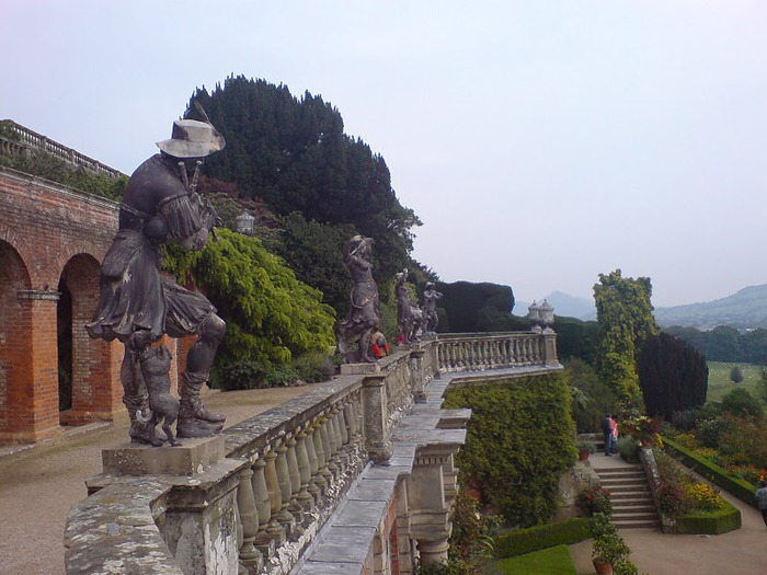 Замок Powis Castle, графство Поуис. 85121