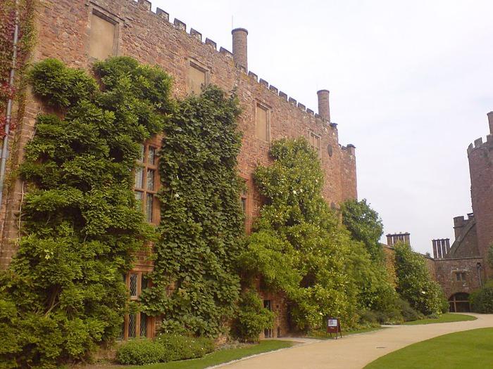 Замок Powis Castle, графство Поуис. 32349