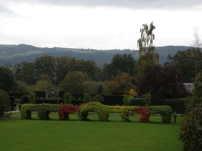 Замок Powis Castle, графство Поуис. 49422