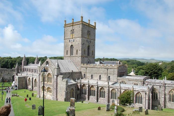 Собор Святого Давида (St David's Cathedral), Уэльс, Англия 25216