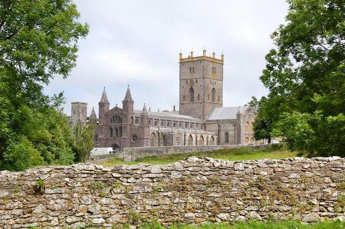 Собор Святого Давида (St David's Cathedral), Уэльс, Англия 90698