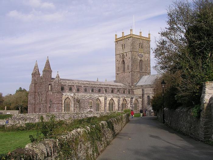 Собор Святого Давида (St David's Cathedral), Уэльс, Англия 58008