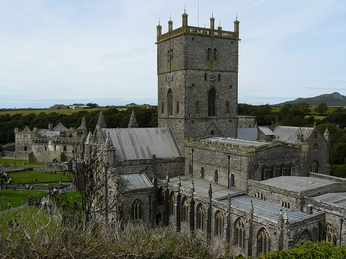 Собор Святого Давида (St David's Cathedral), Уэльс, Англия 51480