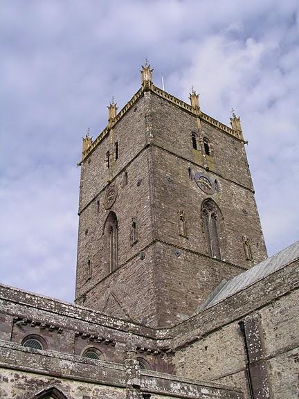 Собор Святого Давида (St David's Cathedral), Уэльс, Англия 41929
