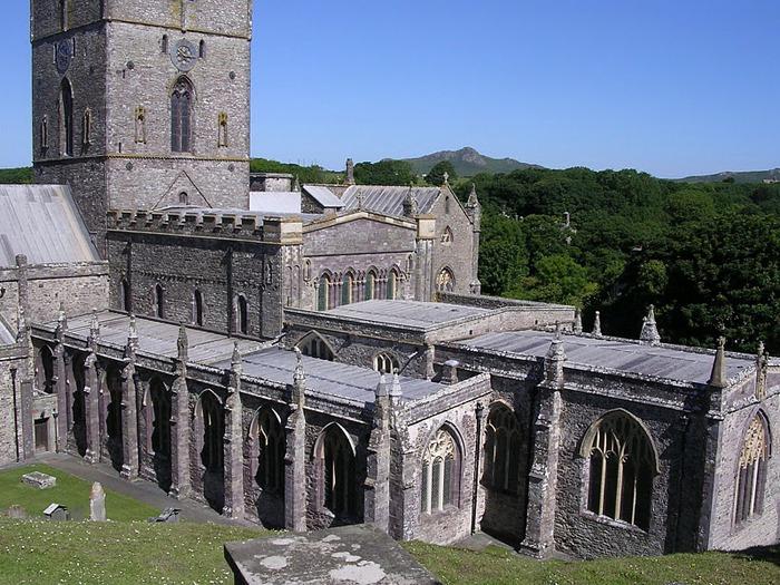 Собор Святого Давида (St David's Cathedral), Уэльс, Англия 45107