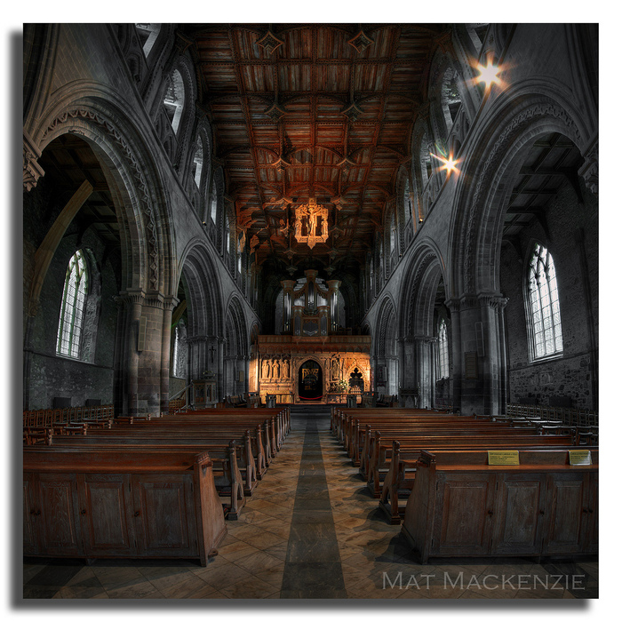 Собор Святого Давида (St David's Cathedral), Уэльс, Англия 62620