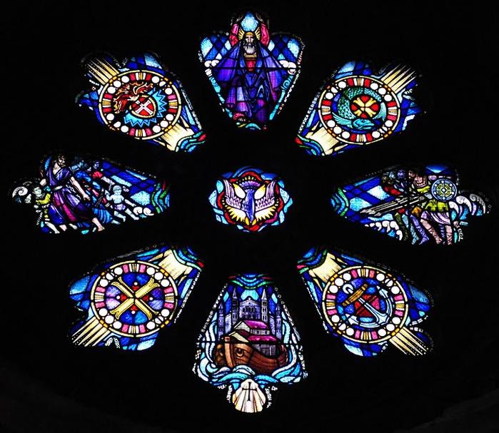 Собор Святого Давида (St David's Cathedral), Уэльс, Англия 38985