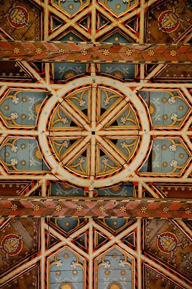 Собор Святого Давида (St David's Cathedral), Уэльс, Англия 11712