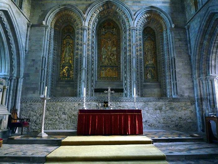 Собор Святого Давида (St David's Cathedral), Уэльс, Англия 16567