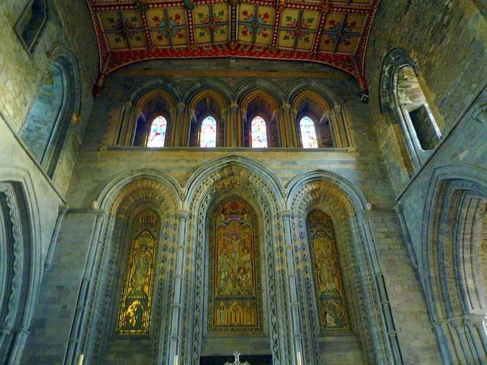 Собор Святого Давида (St David's Cathedral), Уэльс, Англия 17234