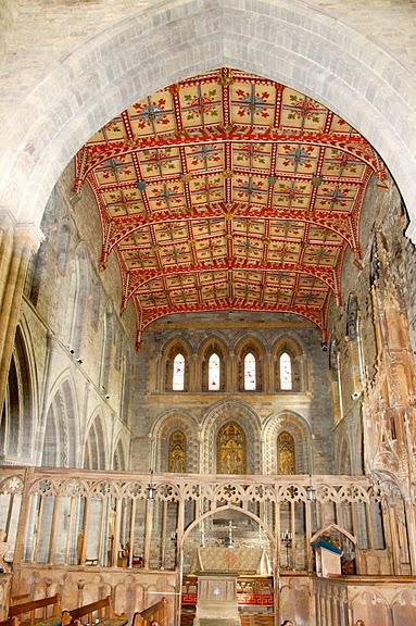 Собор Святого Давида (St David's Cathedral), Уэльс, Англия 59899