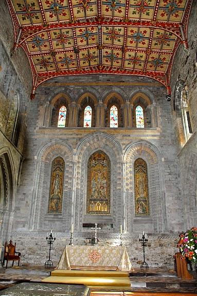 Собор Святого Давида (St David's Cathedral), Уэльс, Англия 83869