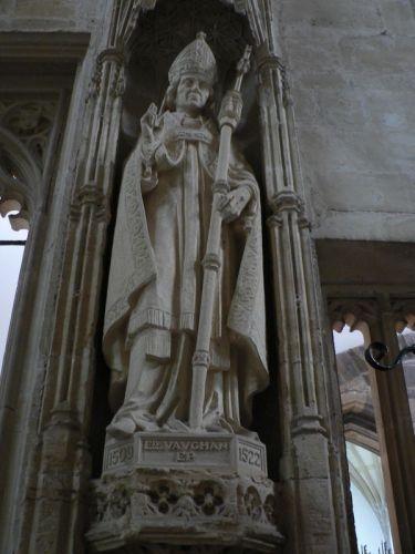 Собор Святого Давида (St David's Cathedral), Уэльс, Англия 44132