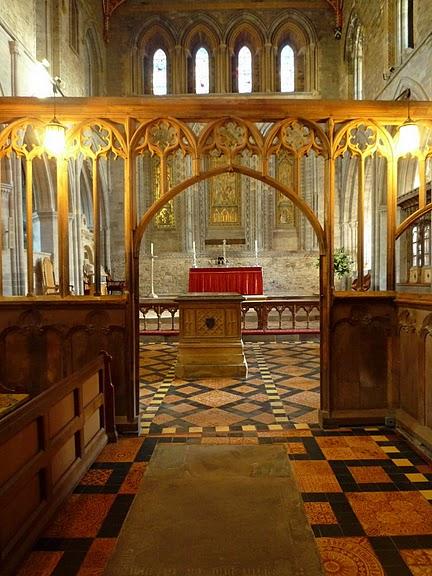 Собор Святого Давида (St David's Cathedral), Уэльс, Англия 63373