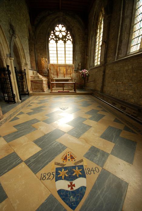 Собор Святого Давида (St David's Cathedral), Уэльс, Англия 79487